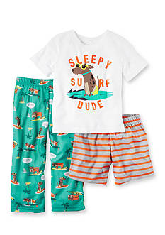 Carter's 3-Piece Jersey PJs Toddler Boy