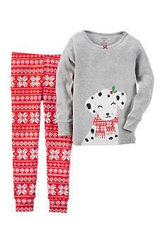 Carter's 2-Piece Cotton Dalmatian Pajamas Toddler Girls