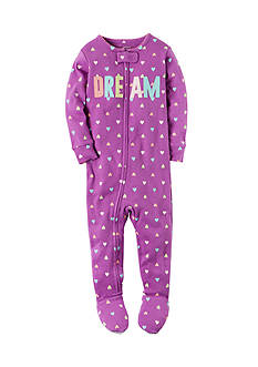 Carter's Dream Zip-Up Sleep & Play Toddler Girls