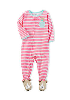 Carter's 1-Piece Jersey PJs Toddler Girl
