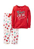 Carter's® 2-Piece Sugar and Spice Fleece