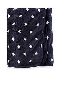 Carter's Navy & White Stars Blanket