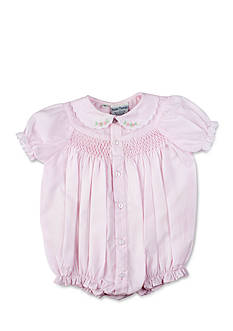Feltman Brothers Smocked Bubble Romper