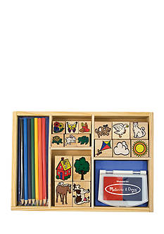 Melissa & Doug® Deluxe Stamp Set - Online Only