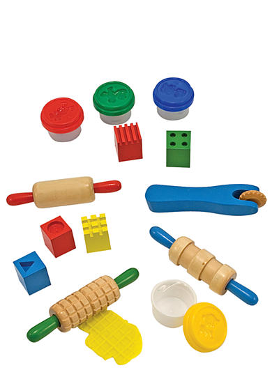 Melissa & Doug® Shape, Model and Mold Dough - Online Only