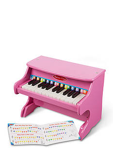Melissa & Doug® Learn To Play Pink Piano