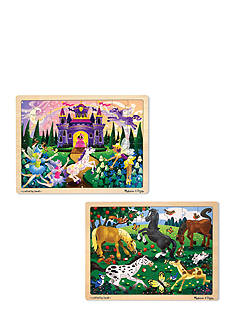 Melissa & Doug® Jigsaw Bundle 48-Piece
