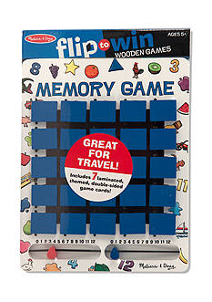 Melissa & Doug® Flip-To-Win Memory Game - Online Only