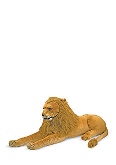 Melissa & Doug® Plush Lion - Online Only