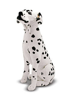 Melissa & Doug® Plush Dalmation - Online Only