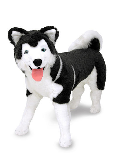 Melissa & Doug® Plush Husky - Online Only