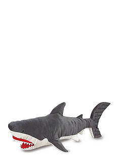 Melissa & Doug® Plush Shark - Online Only