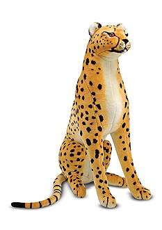Melissa & Doug® Plush Cheetah - Online Only