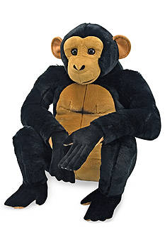 Melissa & Doug® Chimpanzee Plush Toy - Online Only