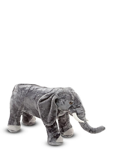 Melissa & Doug® Plush Elephant - Online Only