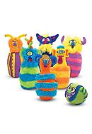 Melissa & Doug® Monster Bowling Fun Game -