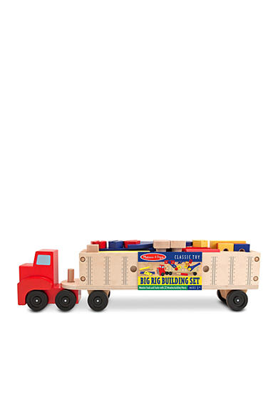 Melissa & Doug® Big Rig Building Set - Online Only