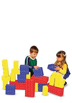 Melissa & Doug® 24-Piece Jumbo Cardboard Blocks - Online Only