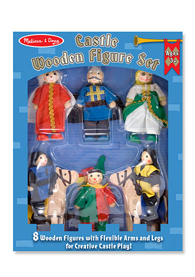 Melissa & Doug® Royal Wooden Figures - Online Only