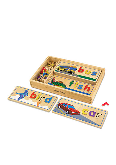 Melissa & Doug® See & Spell - Online Only