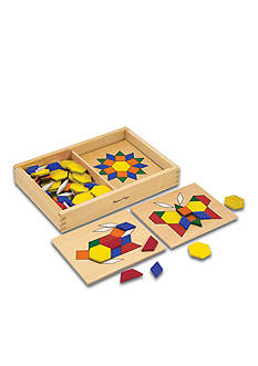 Melissa & Doug® Pattern Block Boards - Online Only