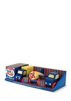 Melissa & Doug® Wood Vehicle Set - Online Only