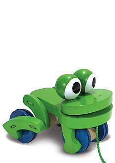 Melissa & Doug Frog Pull Toy