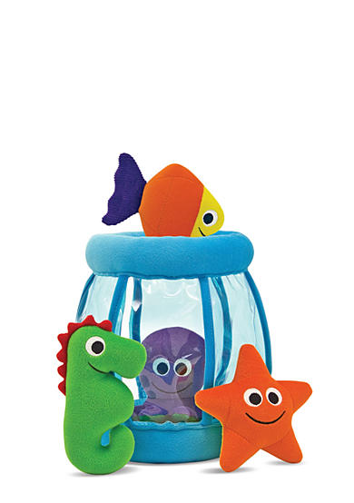 Melissa & Doug® First Play Soft-Fill'nSpill- Fishbowl