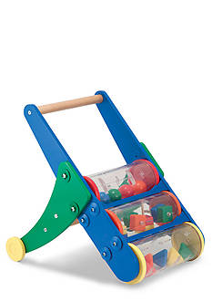 Melissa & Doug Rattle and Rumble Push Toy