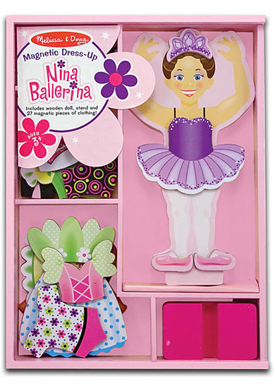 Melissa & Doug® Nina Ballerina Dress-Up Play Set - Online Only