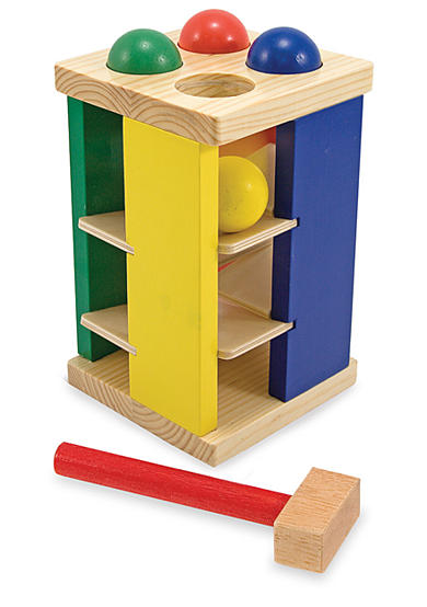 Melissa & Doug® Pound And Roll Tower - Online Only