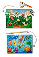 Melissa & Doug® Fishing & Bug Catching