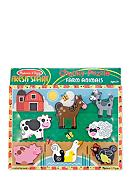 Melissa & Doug® Farm Chunky Puzzle-Online Only