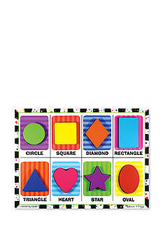 Melissa & Doug® Shapes-Chunky Puzzle-Online Only