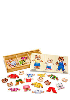 Melissa & Doug® Bear Family Puzzle 45-Piece - Online Only