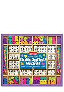 Melissa & Doug® Wooden Stringing Letter Beads