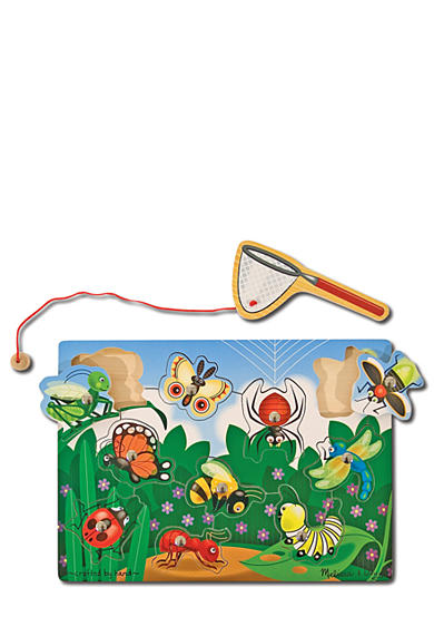 Melissa & Doug® Bug-Catching Magnetic Puzzle Game - Online Only