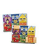 Melissa & Doug® Latches Board - Online Only