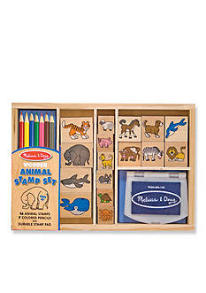 Melissa & Doug® Animal Stamp Set - Online Only
