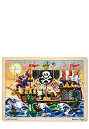 Melissa & Doug® Pirate Adventure Jigsaw