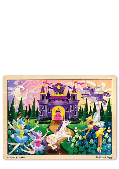Melissa & Doug® Fairy Fantasy Jigsaw Puzzle - Online Only