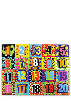 Melissa & Doug® Jumbo Numbers Chunky Puzzle - Online Only