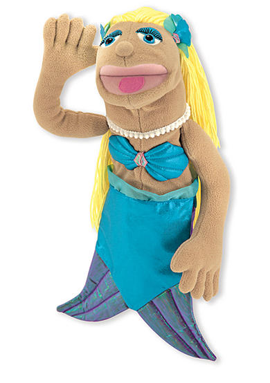 Melissa & Doug® Mermaid Puppet - Online Only