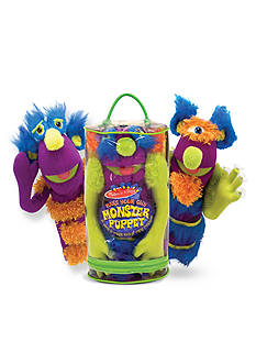 Melissa & Doug® Make your Own Monster Puppet - Online Only