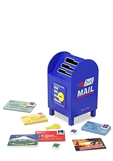 Melissa & Doug® Stamp and Sort Mailbox - Online Only