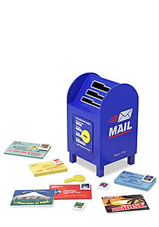Melissa & Doug Stamp and Sort Mailbox - Online Only