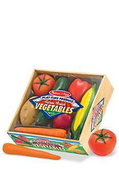 Melissa & Doug® Playtime Veggies