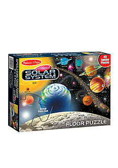 Melissa & Doug® Solar System 48-Piece Floor Puzzle - Online Only