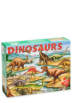 Melissa & Doug Dinosaur 48-Piece Floor Puzzle - Online Only