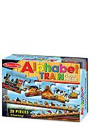Melissa & Doug® Alphabet Train 28-Piece Floor